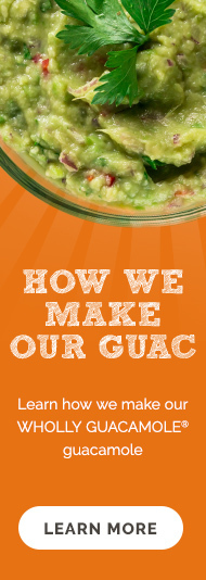 <em>See what's</em> Fresh – How we make Guac