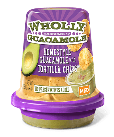 Eat Wholly 2oz snack cup homestyle