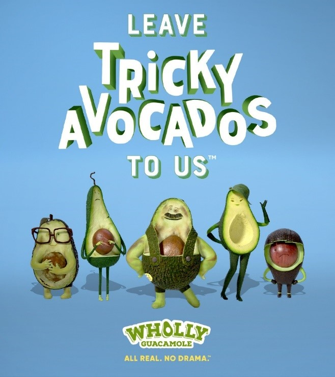 LEAVE TRICKY AVOCADOS TO US