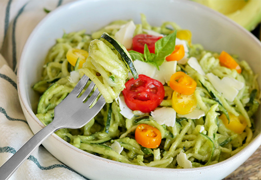 Eat Wholly zoodles